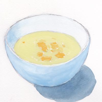 4月のスープ