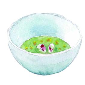 6月のスープ