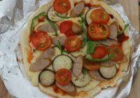 九月のピザ